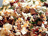 Dakos (Greek Bread Salad)
