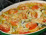 La Ghiotta: Vegetable Casserole Abruzzeze