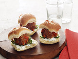 Lamb Meatball Sliders