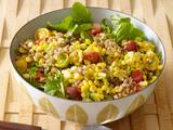 Farro and Corn Salad