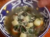 Farmwife's Bread Soup: Cialledd' alla Contadina