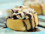 Grilled S'mores Cakes