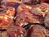 Ranch Hands' BBQ Chicken