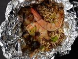 Ramen Shrimp Pouch
