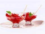 Raffy's Strawberries in Vinegar