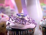 Garden Cupcake Frostings