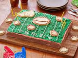 Game Day Chocolate Cake