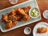Game Day Korean-Style Chicken Wings