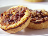 Walnut Raisin Tartlets