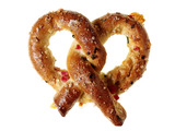 Ham-and-Swiss Pretzels