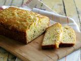 Ham and Cheese Quick Bread