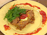 Emeril's Over the Top Bacon, Egg and Cheese Meatloaf