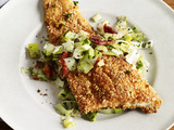 Oatmeal-Crusted Trout