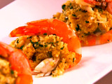 Jalapeno and Crab Stuffed Shrimp