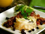 Phyllo Wrapped Huevos Rancheros