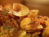 Fingerling Potato Chips