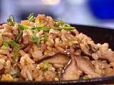 Shiitake Mushroom Brown Rice