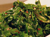 Spicy Swiss Chard