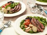 Grilled Steak Salad Nicoise