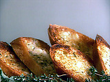 Crusty Garlic and Herb Bread