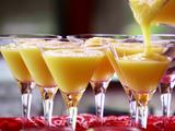 Virgin Mango Margaritas