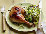 Honey-Lime Roast Chicken