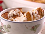 Pumpkin-Maple Bread Pudding