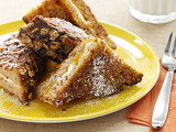 Crunchy Bran French Toast