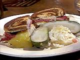 Emeril's Reuben Sandwiches