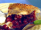 Sugar-Topped Cherry Pie