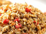 Cranberry and Orange Wild Rice