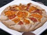 Gina's Summer Tomato Pie