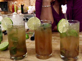Gina's Brown Sugar Mojito