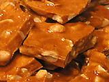 Cinnamon Peanut Brittle