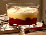 Raspberry and Lemongrass Trifle