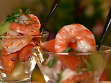 Shrimp and Melon Salad