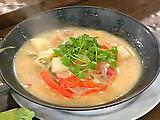 Bahamian Fish Chowder