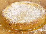 Ricotta Cake: Budino di Ricotta