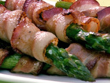 Pat's Bacon Wrapped Asparagus