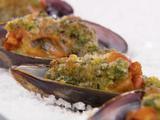 Mussels Oreganata