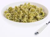 Campanelle with Spicy Mint Sauce