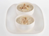 Lemon and Almond Rice Pudding