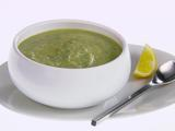 Artichoke Soup with Fresh Mint