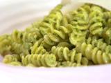 Fusilli with Spicy Pesto