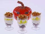 Grape and Mango Parfaits