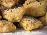 Crispy Chicken with Rosemary-Lemon Salt