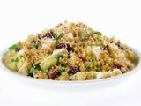 Fried Couscous Salad