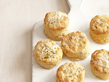 Lemon-Thyme Biscuits