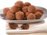 Tarragon and Merlot Truffles