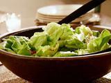 Bibb and Radish Salad with Bacon Dressing